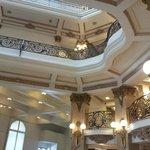 Arquitetura dos andares