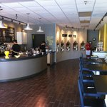 Espresso, fresh juices, protein shakes and yogurt in one place!!!!!!!!1