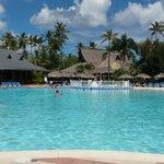 Main expansive pool