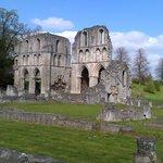 Roche Abbey near Rotherham