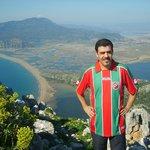 İztuzu beach -Dalyan Ortaca Mugla -Turkey