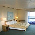 King Size Lake View Room