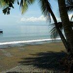 Strand bei Casa Orquideas