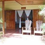 Bejamar entrance