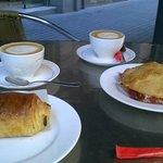Great breakfast, coffee