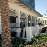 Lunch place beach club