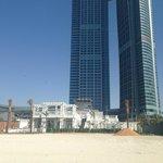 Beach Club with hotel