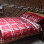 Salmon's Leap & Butterfly Patch yurts