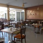 novotel cairo airport - sala colazione