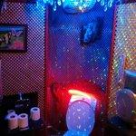 Disco toilet