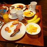 breakfast (libre-service)