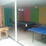 Pool, ping pong