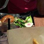 Yummi burger!!