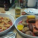 Shrimp & Seafood Boil