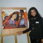 Animazione: Corso di pittura con Miss Sana