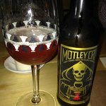 Motley Cru barrel blend 2014