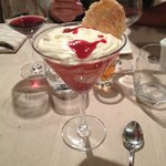 Mousse di Yogurt e Fragole