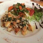 Filet de perch, really good