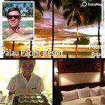 Instragram of the Palau Pacific Resort