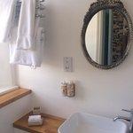 Fab bathroom in Room 1