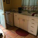 In Suite Kitchen