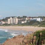 Margate beach-strip