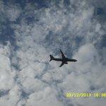 Plane spotting !