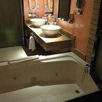 Salle de bains-Suite Junior adultes