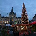 Weihnachtsmarkt Graz