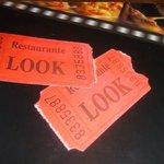 restaurante LOOK