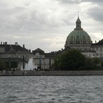 Marble Church - view from canal