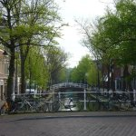 Typical Delft scene