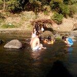 Balanac river.