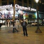 Loja Disney da Champs Elyseés