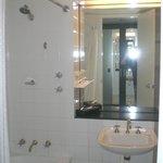 Shower + Sink