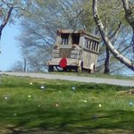 Milburn Orchard Wooden Play Bus