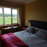 Our room at Bunratty Meadows B&B