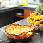 Baked Apple Pancae