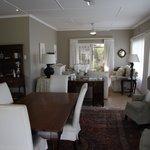 Inviting & Stylish Common Area