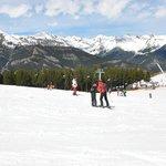 Ski Resort of Pal-Arinsal, Valnord, Andorra.