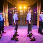 'The Full Monty' presented by Thingamajig Theatre Company