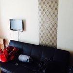 my room, on main floor