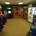 Game room satisfies the pre-teen delights