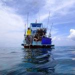 Diving, Snorkeling & Fishing at Racha Yai island