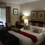 Pistachio - Queen Bedded Garden Room