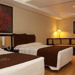 habitacion tipo Junior suite