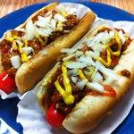 Tasty Chili Dogs!