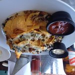 Nachos at John Crow, very good for lunch