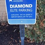 HHonors Diamond Parking