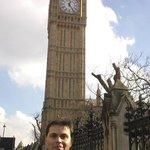 O velho Big Ben